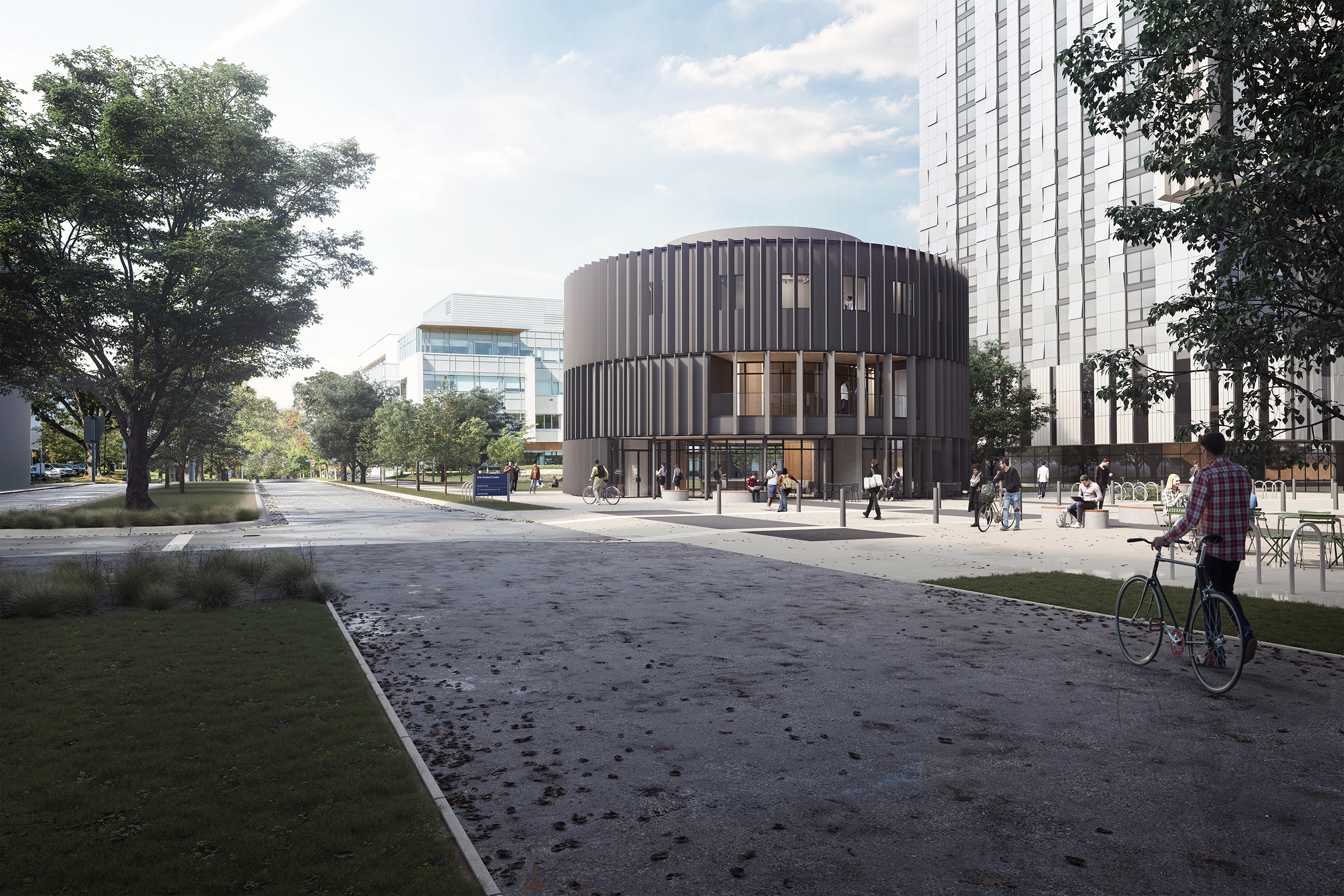 University of British Columbia Arts Student Centre | Leckie Studio Architecture + Design